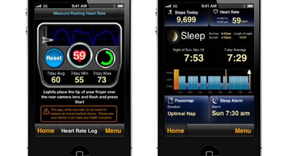 Sleep Motion X app