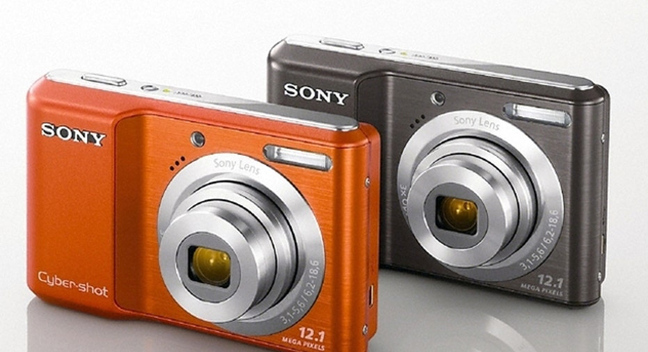 Sony Cyber Shot S2100