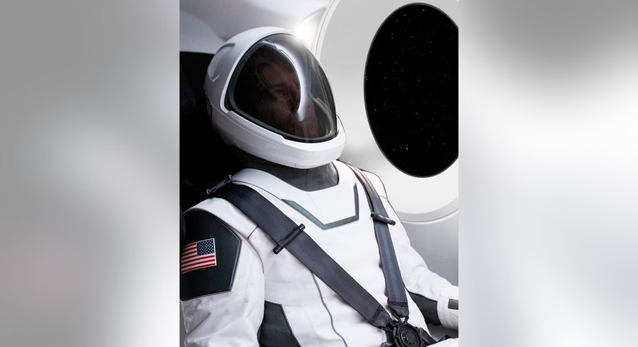 SpaceX Suit AP FBN