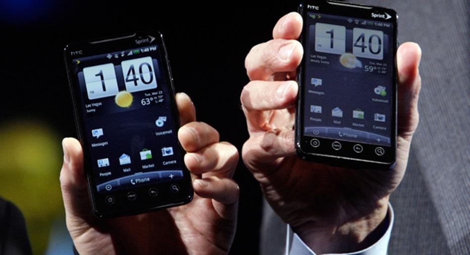 Sprint HTC Evo, SBC slideshow