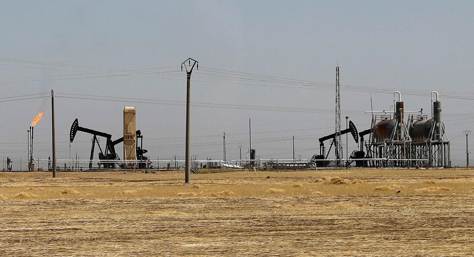 Syrian Oil Field ISIS AP FBN