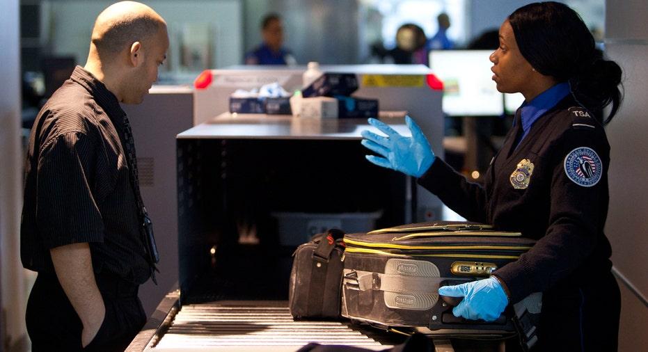 TSA Bag Check RTR FBN