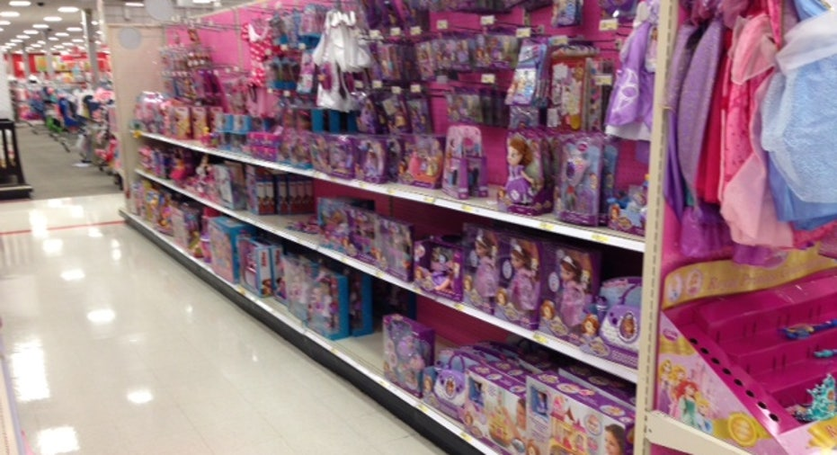 Target Toys.JPG -- FOR SPECIFIC STORY