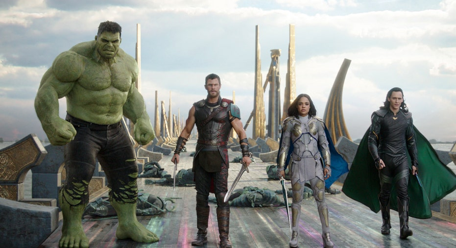 Thor Movie AP FBN