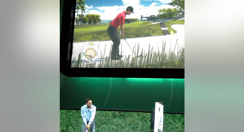 'Tiger Woods PGA' for Playstation Move