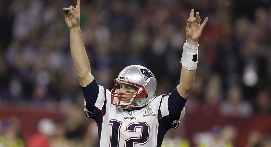 Tom Brady SB51