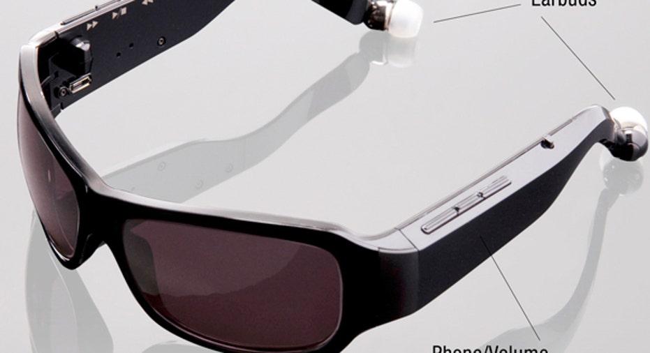 TriSpecs Bluetooth Headphone Sunglasses
