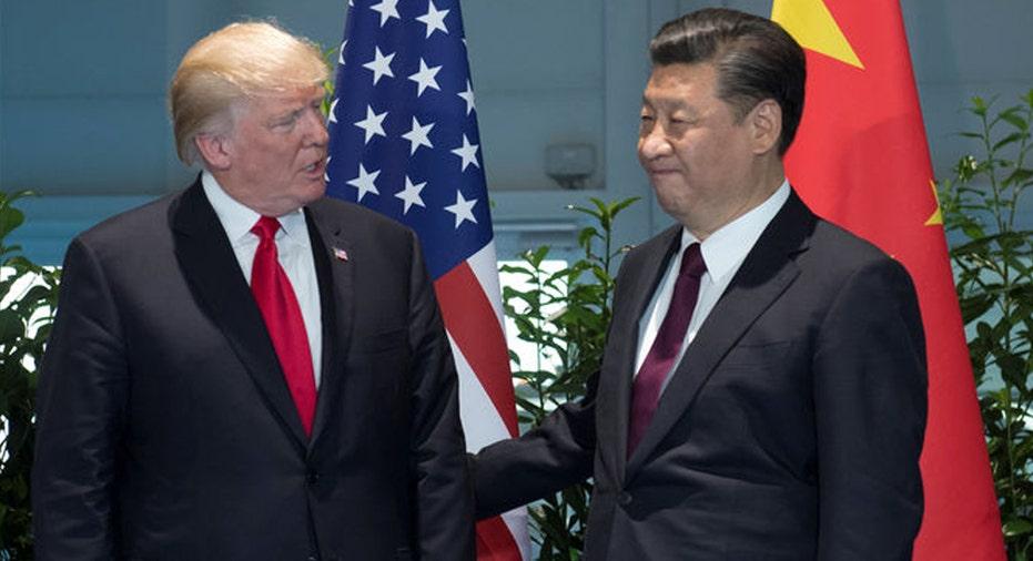 Trump Xi FBN