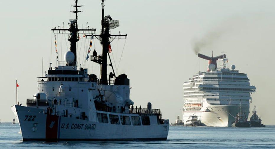 File Photo of U.S. Coast Guard Ship Reuters