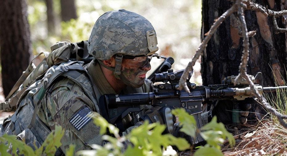 US Army Soldier AP FBN