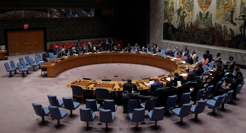 United Nations Security Council RTR FBN