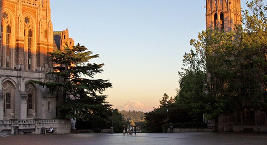 University Washington Seattle Campus, PF Slideshow