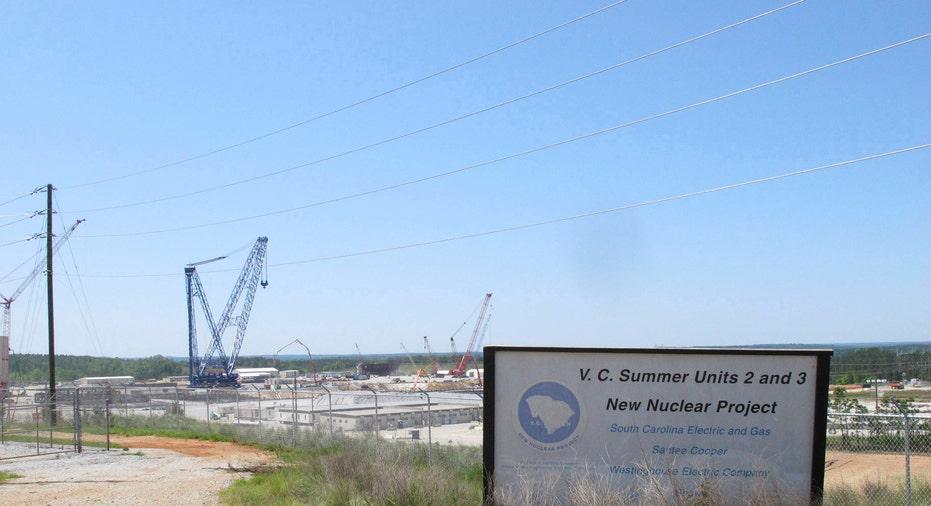 V.C. Summer Nuclear Station AP FBN