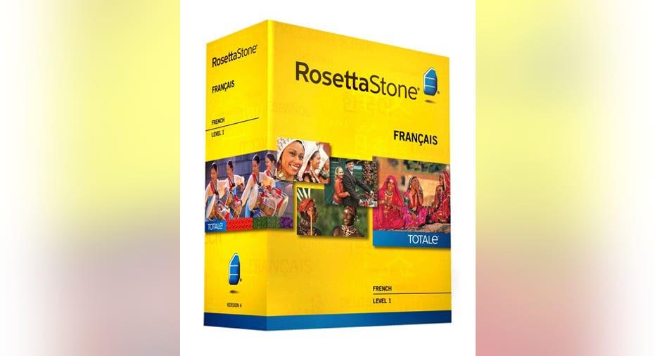 Rosetta Stone, PF Slideshow