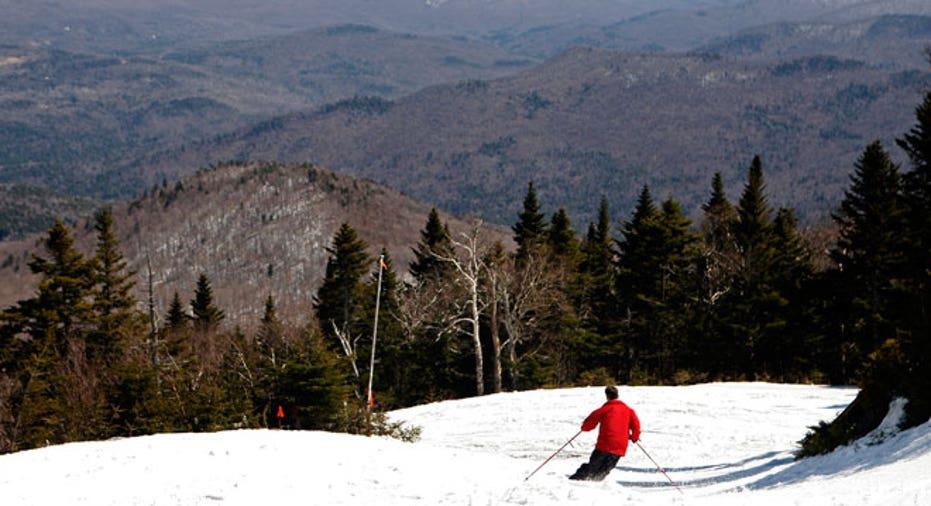 Vermont, Ski, snow, mountain, vacation