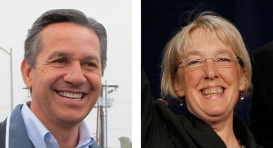 Washington Senate Race