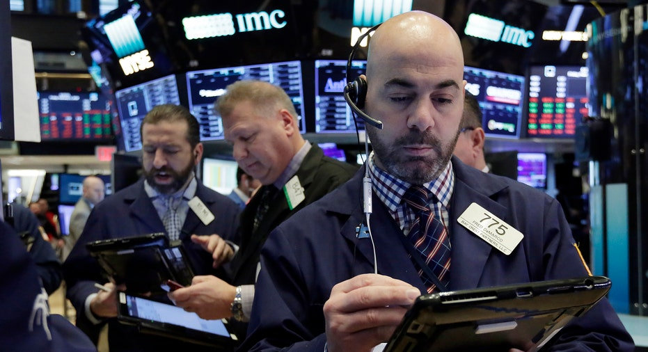 Wall Street Traders February 2018 AP FBN