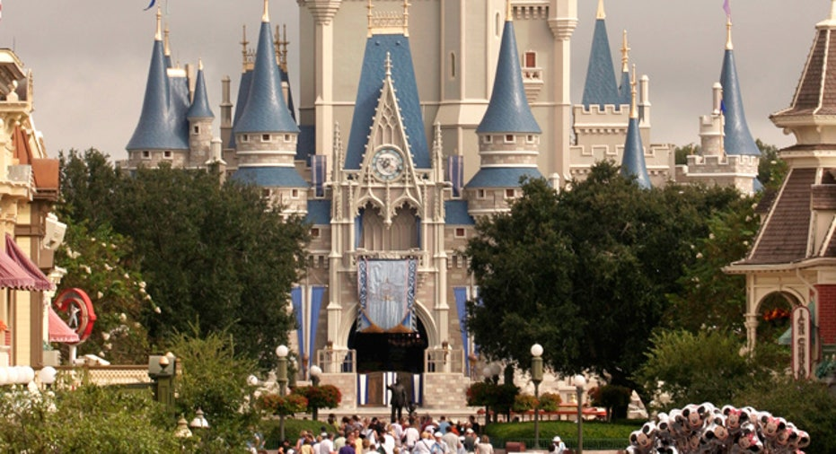 Walt Disney World Castle Vacation