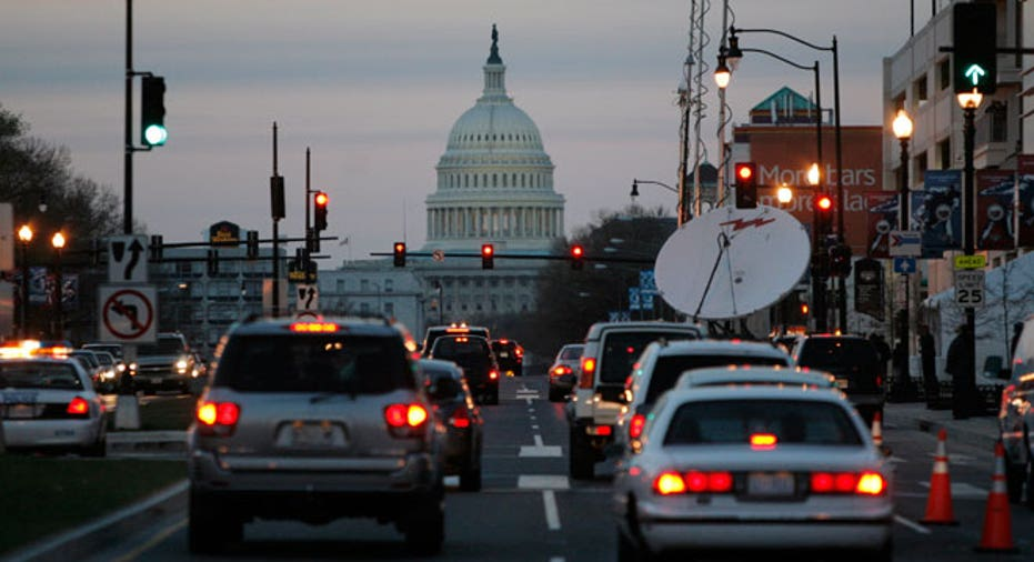 Washington DC Traffic