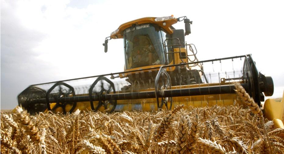 Market Vectors-Agribusiness ETF (NYSE:MOO)