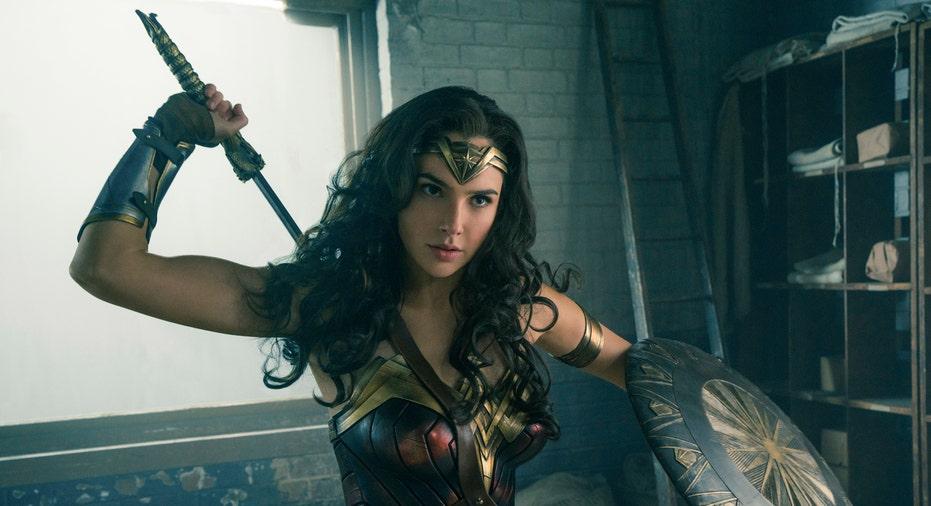Wonder Woman AP FBN