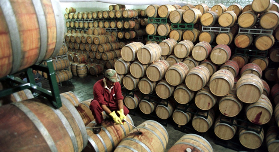 Wood Barrels, PF slideshow