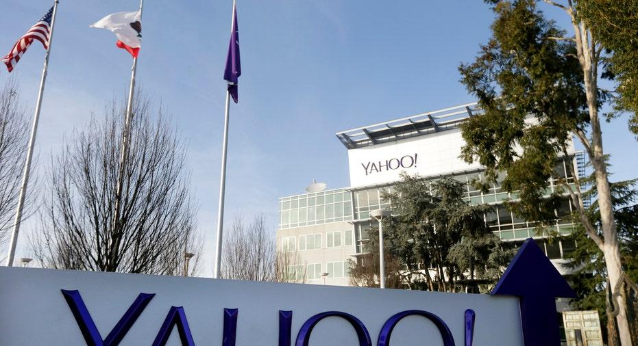 Yahoo Headquarters AP FBN