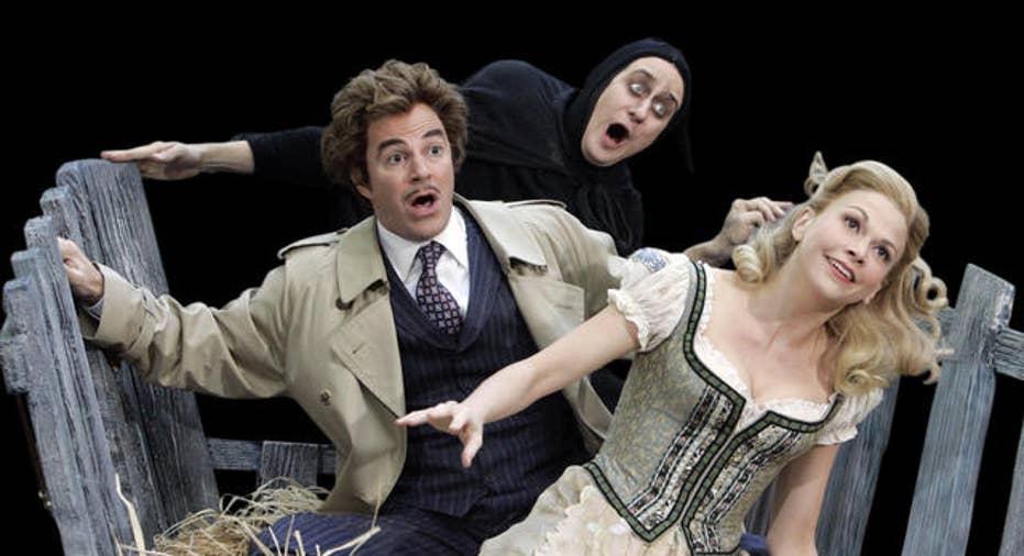 Young Frankenstein on Broadway