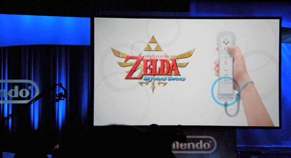 Zelda Wii Announcement