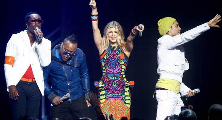 Black Eyed Peas1