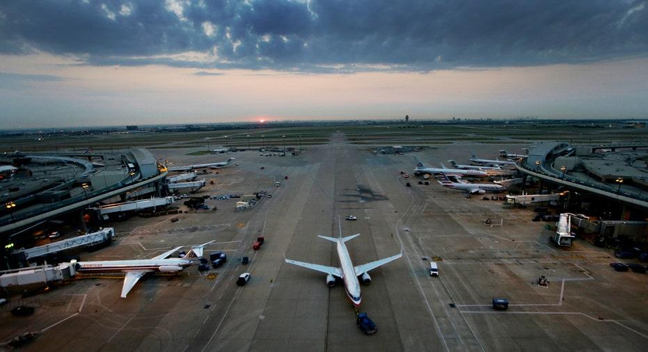 Labor Day Travel Unique Airport View