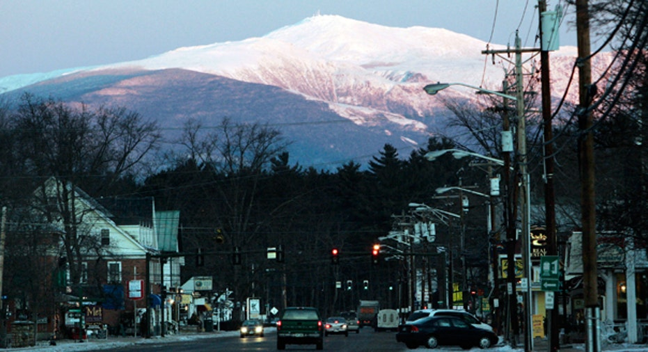 2. New Hampshire