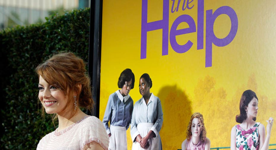 Emma Stone, The Help