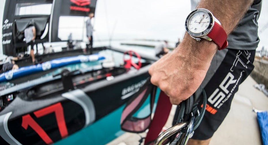 Bremont Joins Oracle Team USA as Official Time Keeper