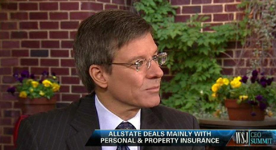 Allstate CEO