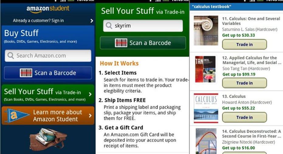 amazon student app