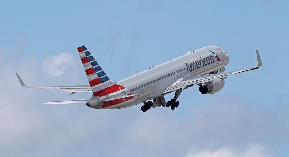 American Airlines AP FBN