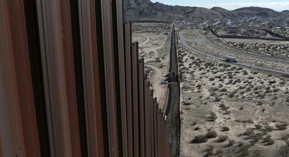 Border Wall FBN