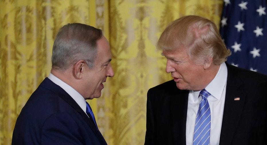 Trump Netanyahu FBN