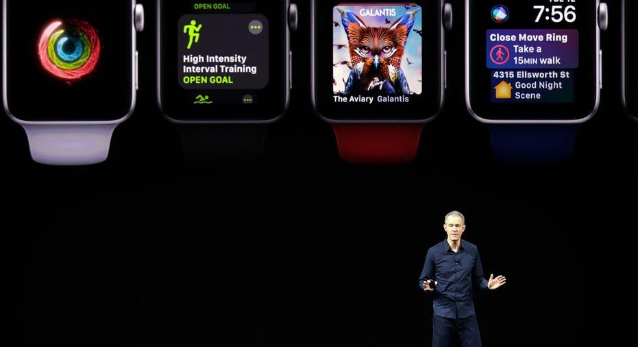Apple Watches AP FBN