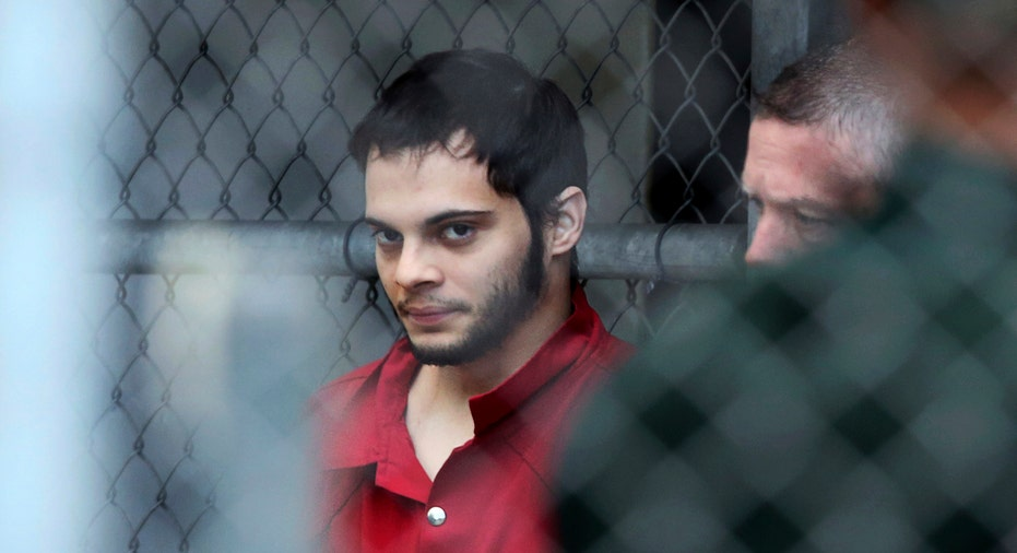airport shooter