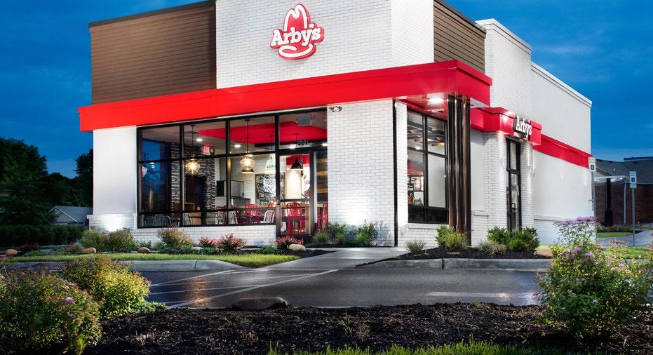 Arby's Restaurant Exterior 3 FBN