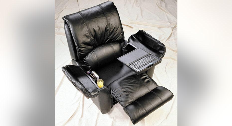 Microsoft WebTV Armchair, Slideshow