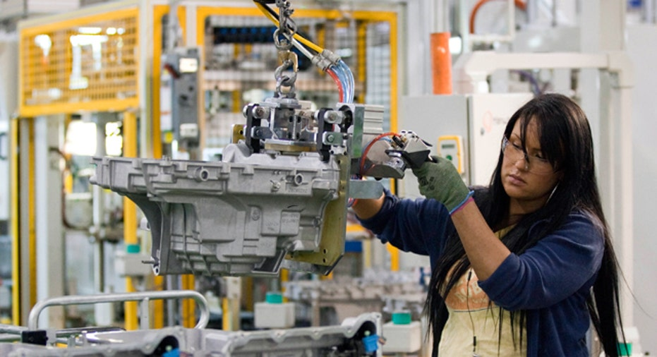 Auto Engineer Assembly Line, Reuters