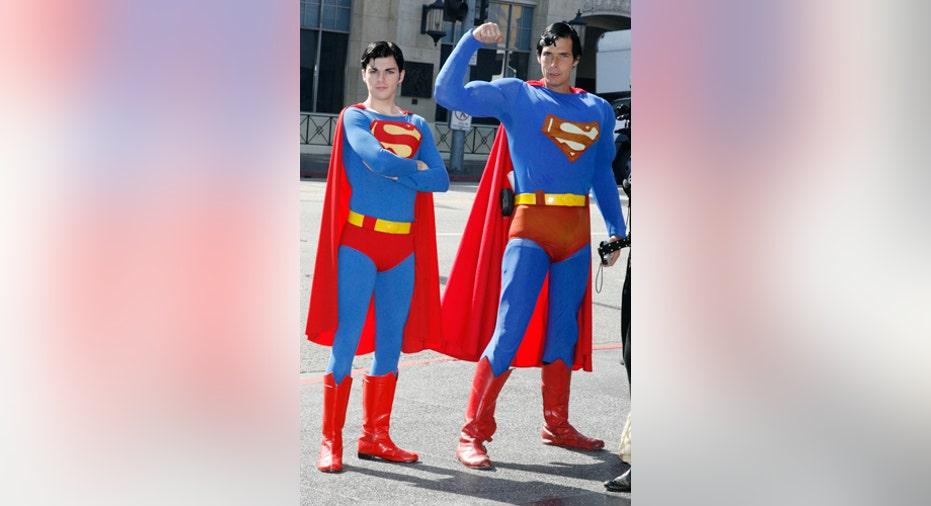 Super Hero, PF slideshow