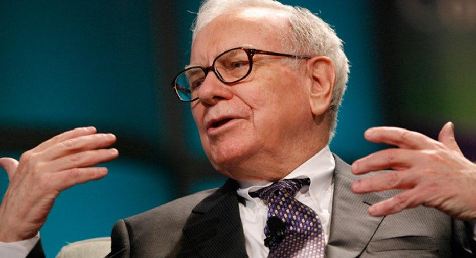 Berkshire Hathaway CEO Warren Buffett 02