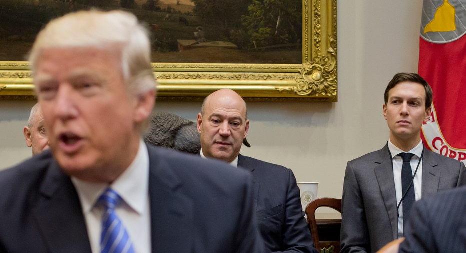 Trump, Cohn, Jared FBN