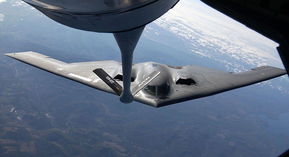 B2 stealth bomber Northrop Grumman FBN