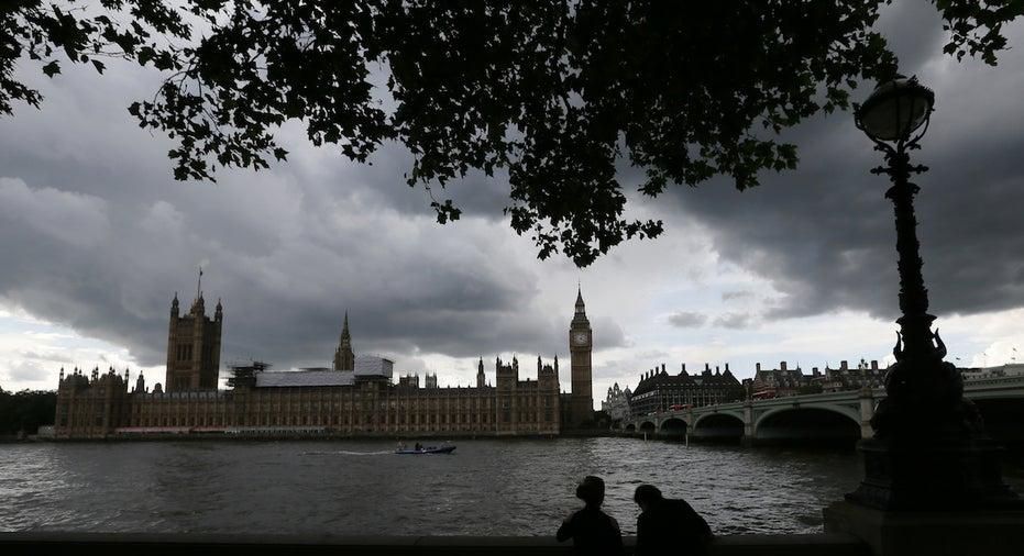 Britain, London, Brexit