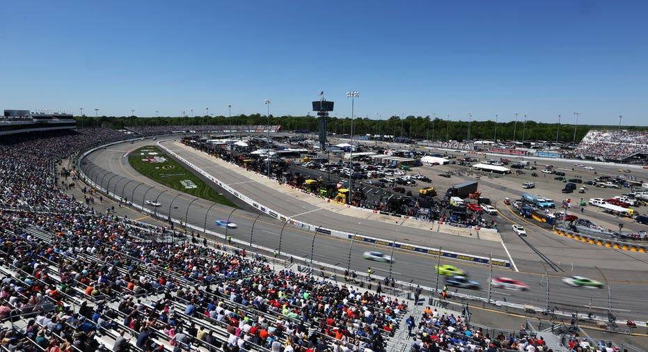 Nascar Richmond Raceway FBN AP